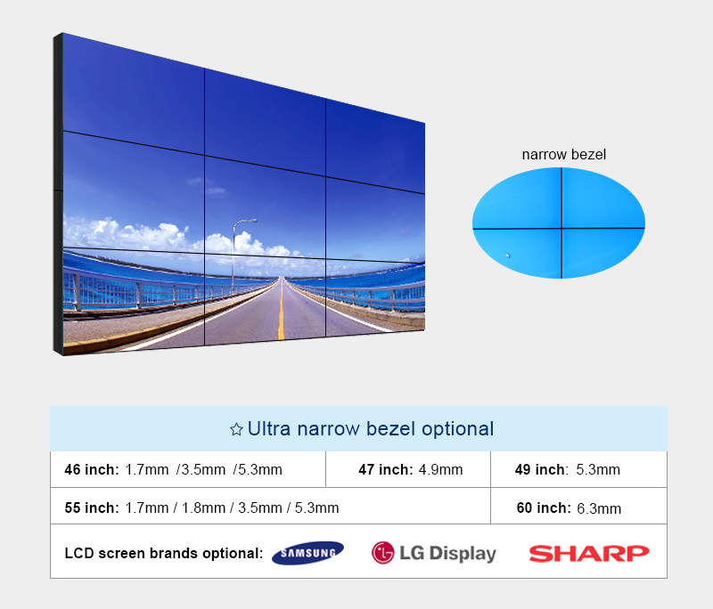 Video Walls, LED walls in Kenya: Samsung, Sharp and LG video